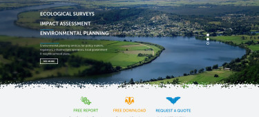 ecological surveys - impact assessment - environmental planning